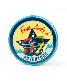 Fine Arts Adventure Buttons