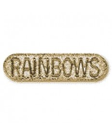 Sponsor Pins. Rainbows