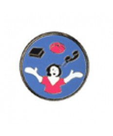 Girls Only Club Unit Pins. Managing Stress