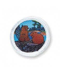 Rainbows Unit Badges. Beaver