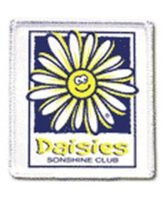 Daisies Club Badge