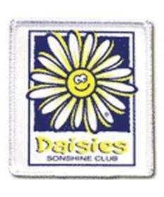 Daisies Club Badge