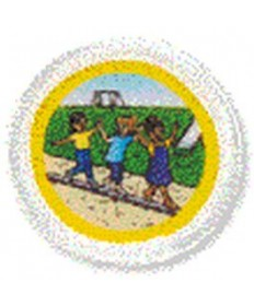 Daisies Unit Badges. Following