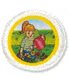 Daisies Unit Badges. Growing