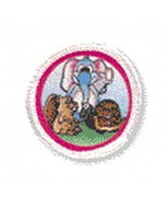 Prims Unit Badges. Animals
