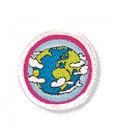 Prims Unit Badges. Earth