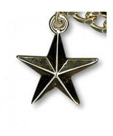 Star Emblem Charm