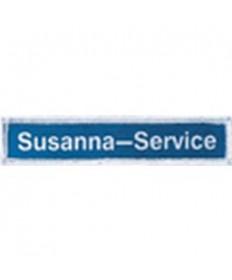Stars Level Badges. Susanna Service Badge