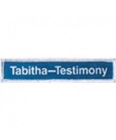 Stars Level Badges. Tabitha Service Badge