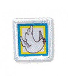 Stars Unit Badges. Holy Spirit