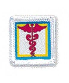 Stars Unit Badges. Healing