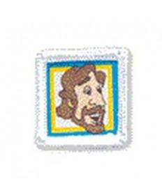 Stars Unit Badges. Life Of Christ