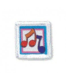 Stars Unit Badges. Music
