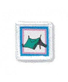 Stars Unit Badges. Camping