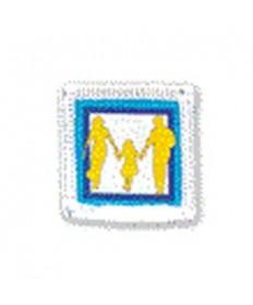 Stars Unit Badges. Family