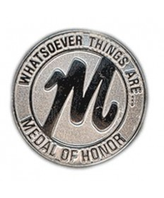 Medals of Honor. Silver Medal of Honor Pin