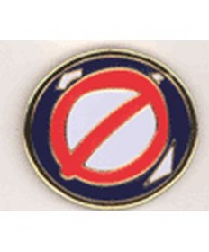 Girls Only Club Unit Pins. Addiction