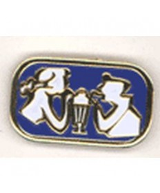 Girls Only Club Unit Pins. Dating