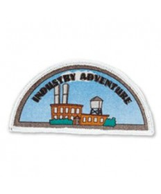 Industry Adventure Badge