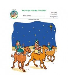 Rainbows Unit Activity Pages. Camels. God's Gift.