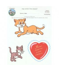 Rainbows Unit Activity Pages. Cats. Loving Others.