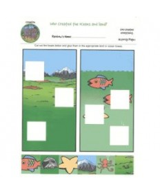 Rainbows Unit Activity Pages. Elephants. Creation.
