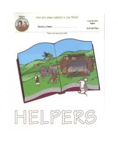 Rainbows Unit Activity Pages. Mice. Helpers.