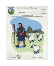 Rainbows Unit Activity Pages. Sheep. Following Jesus