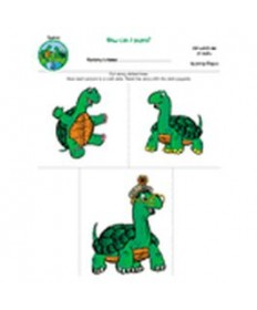 Rainbows Unit Activity Pages. Turtles. Sharing.