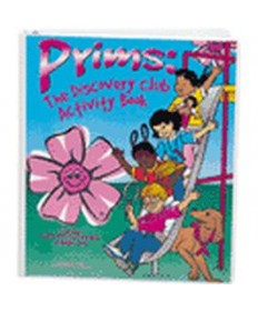 Prims Activity Book Binder and Introduction Pages