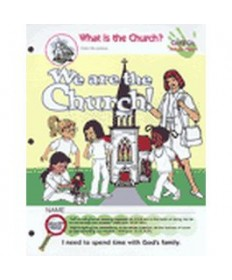 Prims Activity Pages. Church