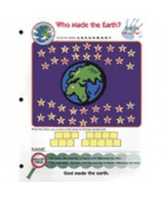 Prims Activity Pages. Earth