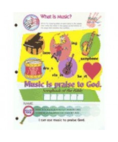 Prims Activity Pages. Music