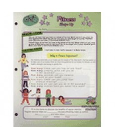 Stars Unit Activity Pages. Fitness