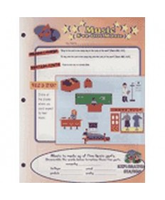 Stars Unit Activity Pages. Music