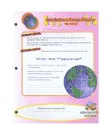 Stars Unit Activity Pages. Introduction to World Missions Ministries