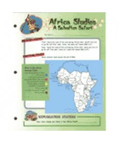 Stars Unit Activity Pages. Africa Studies