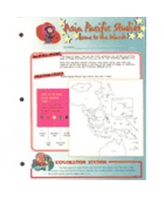Stars Unit Activity Pages. Asia Pacific Studies