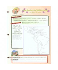Stars Unit Activity Pages. Latin America & Caribbean Studies