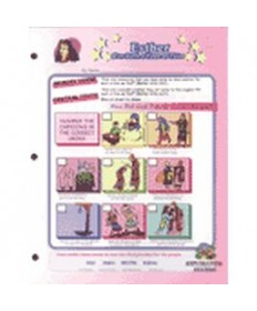 Stars Unit Activity Pages. Esther