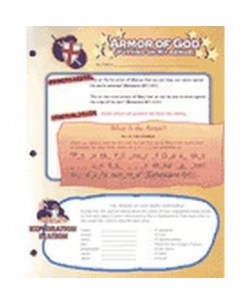 Stars Unit Activity Pages. Armor of God