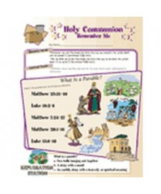 Stars Unit Activity Pages. Holy Communion