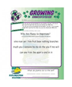 Stars Unit Activity Pages. Growing