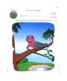 Rainbows Year 3 Activity Pages. Lizards. Good attitude