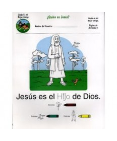 Rainbows Unit Activity Pages. Dogs. Jesus Is My Best Friend. Spanish