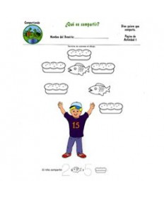 Rainbows Unit Activity Pages. Turtles. Sharing. Spanish