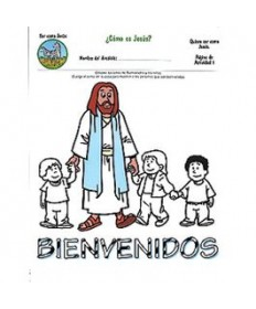 Rainbows Unit Activity Pages. Zebras. To Be Like Jesus. Spanish