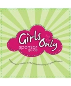 Girls Only Sponsor Guide CDROM