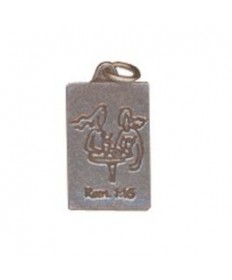 Friends Club Pendant Charms. Personal Evangelism