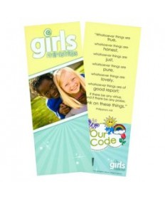 Bookmark with Code pkg/25